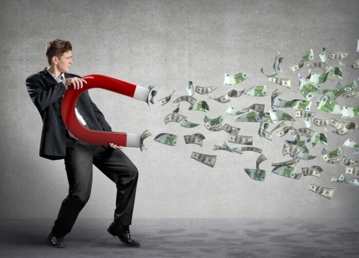 Некоторые финансовые советы помогают притянуть деньги