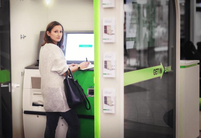 банки будущего - Get In Bank