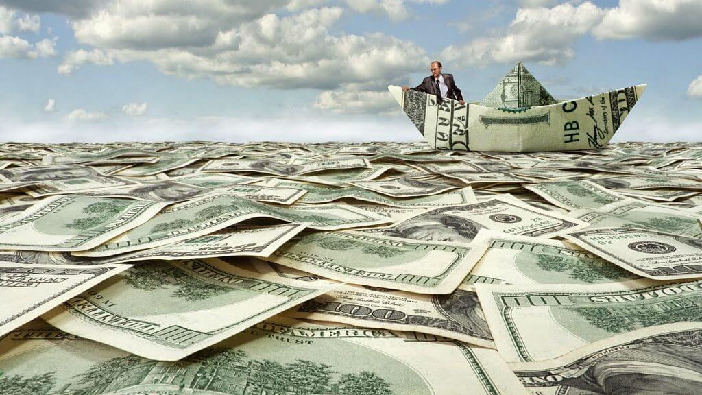 финансы путешественника могут попасть под девятый вал...