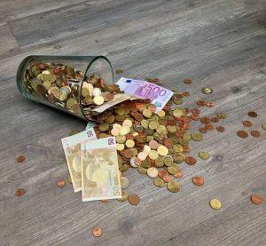 Курс рубля не важен, когда есть твердые монеты в евро