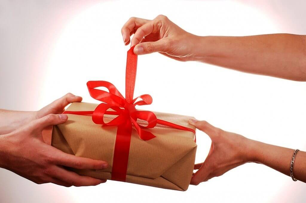 лучший мой подарочек - тот, что в бюджете