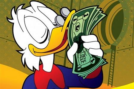 5 денежных рецептов: финансовые советы от Скруджа Макдака