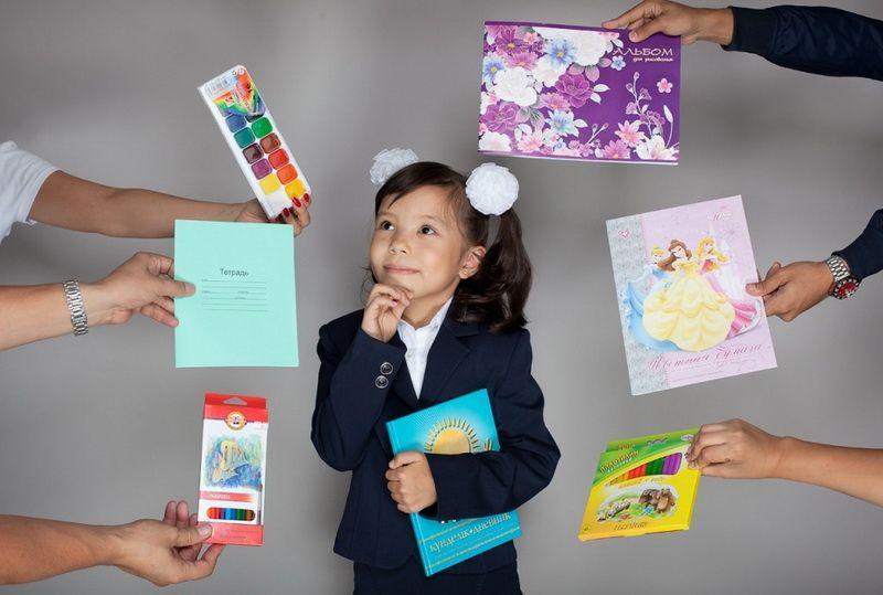 Как собрать детей в школу и не разориться?
